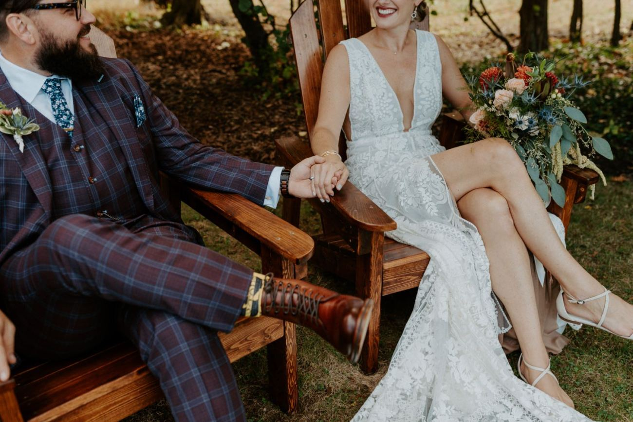 New Jersey Fall Backyard Wedding Bend Wedding Photographer NJ Wedding Photographer Anais Possamai Photography 012