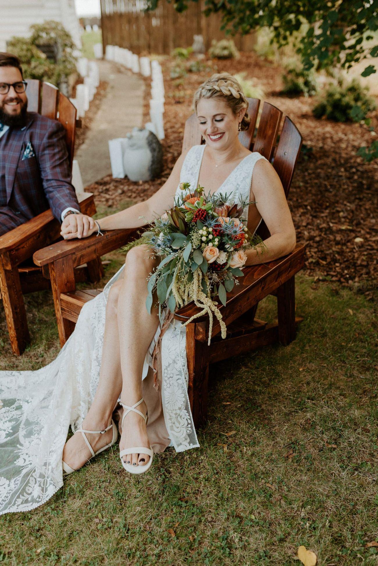 New Jersey Fall Backyard Wedding Bend Wedding Photographer NJ Wedding Photographer Anais Possamai Photography 013