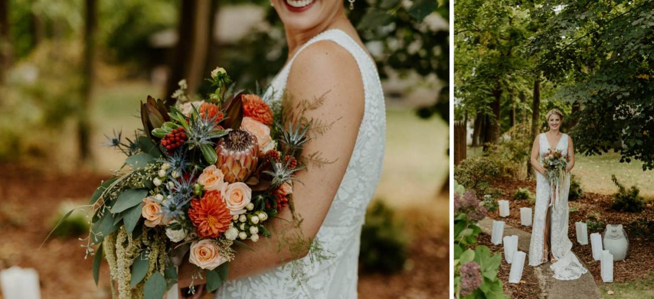 New Jersey Fall Backyard Wedding Bend Wedding Photographer NJ Wedding Photographer Anais Possamai Photography 018