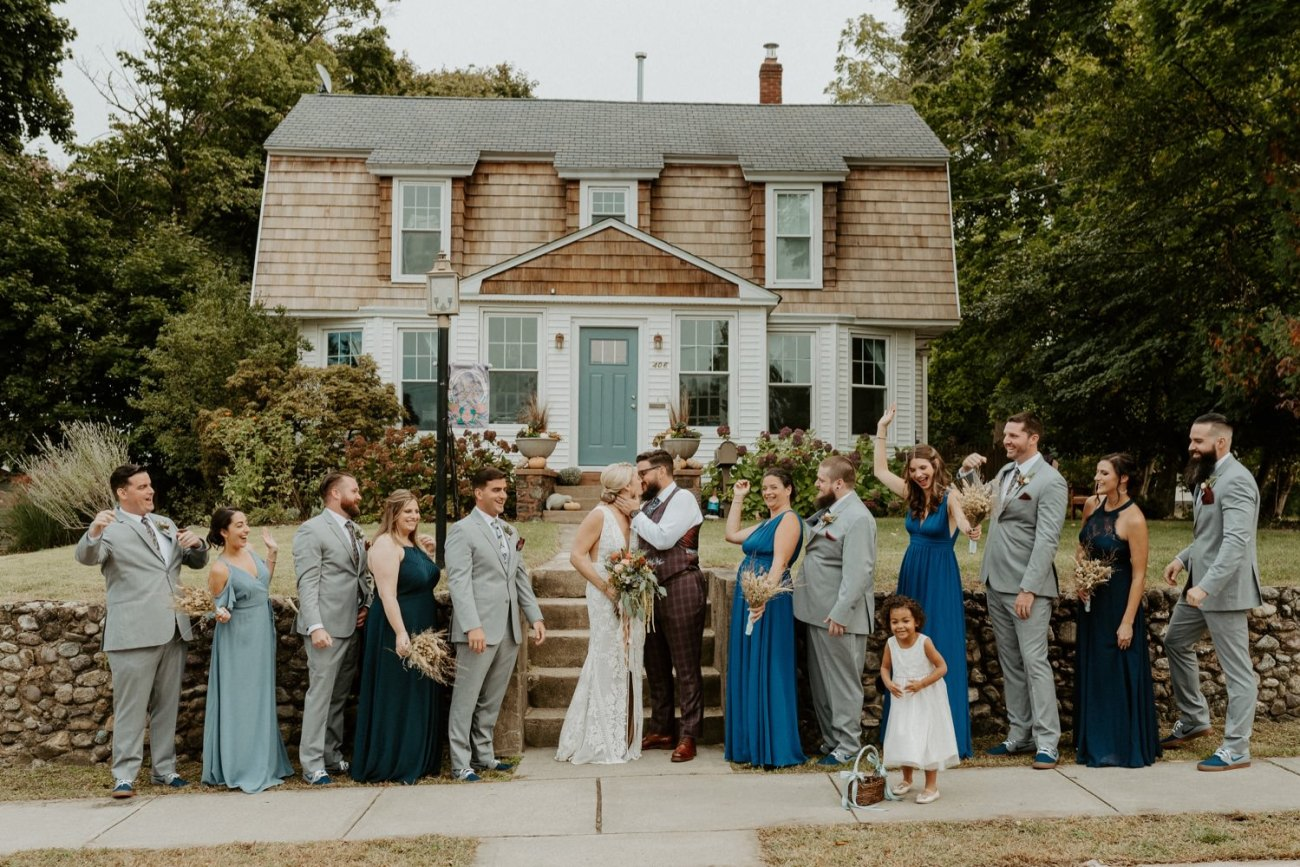 New Jersey Fall Backyard Wedding Bend Wedding Photographer NJ Wedding Photographer Anais Possamai Photography 028