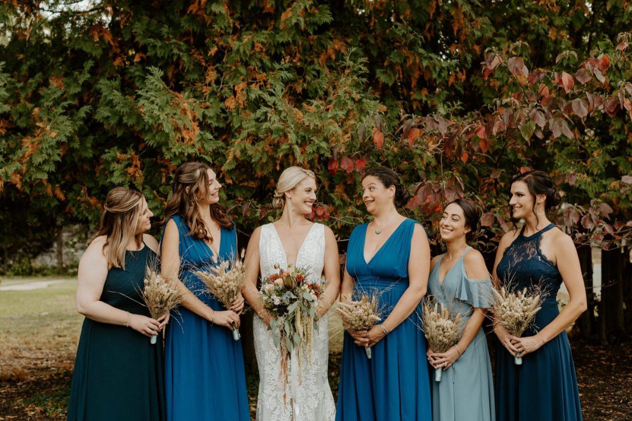 New Jersey Fall Backyard Wedding Bend Wedding Photographer NJ Wedding Photographer Anais Possamai Photography 032
