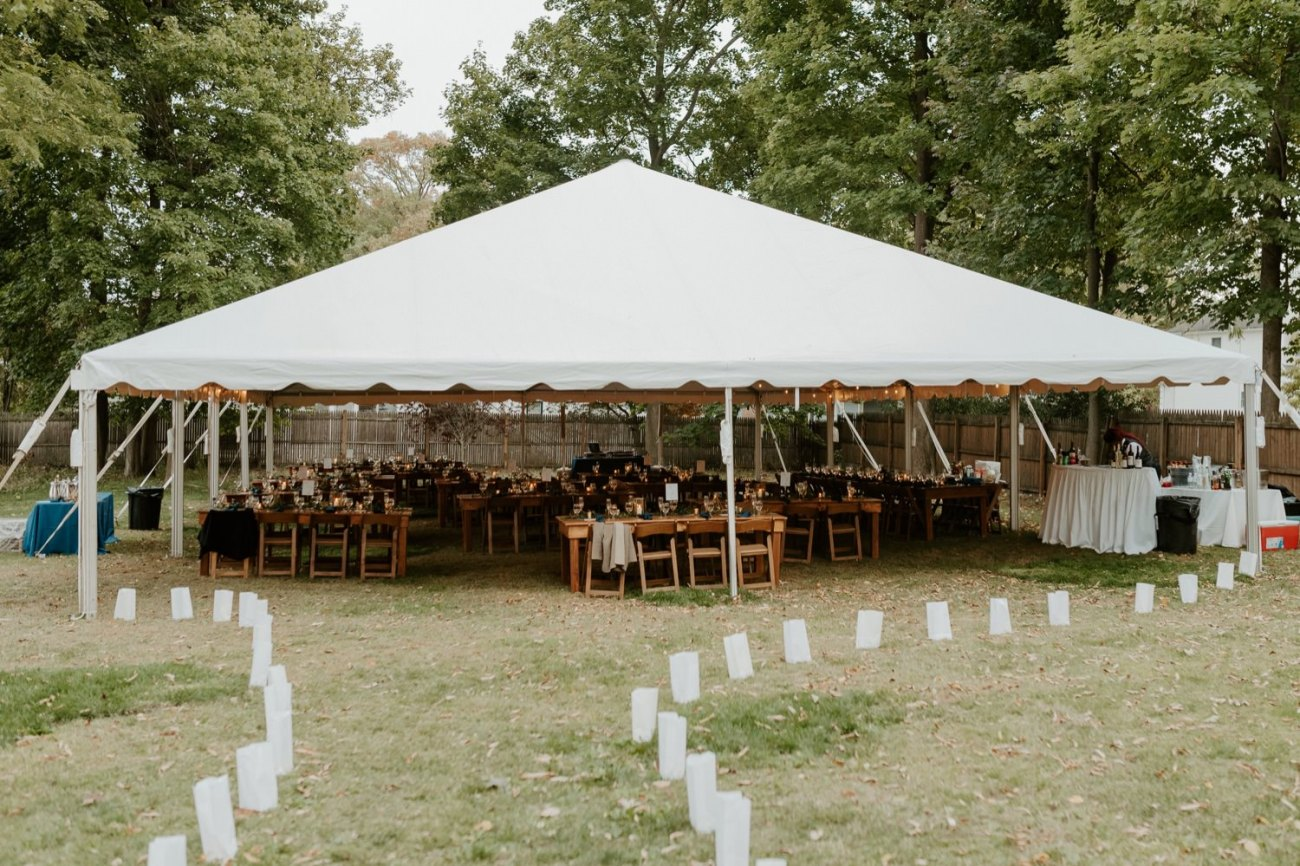 New Jersey Fall Backyard Wedding Bend Wedding Photographer NJ Wedding Photographer Anais Possamai Photography 065