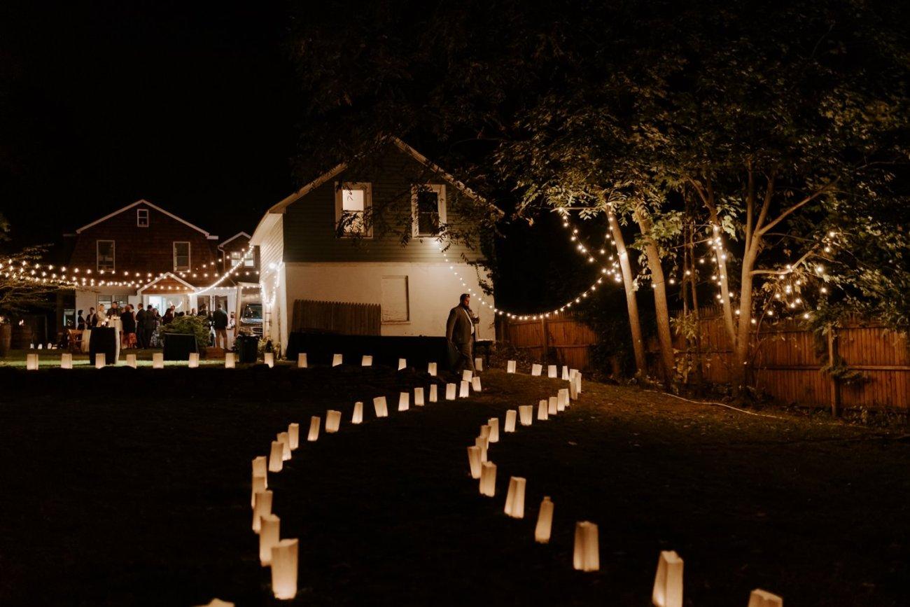 New Jersey Fall Backyard Wedding Bend Wedding Photographer NJ Wedding Photographer Anais Possamai Photography 086