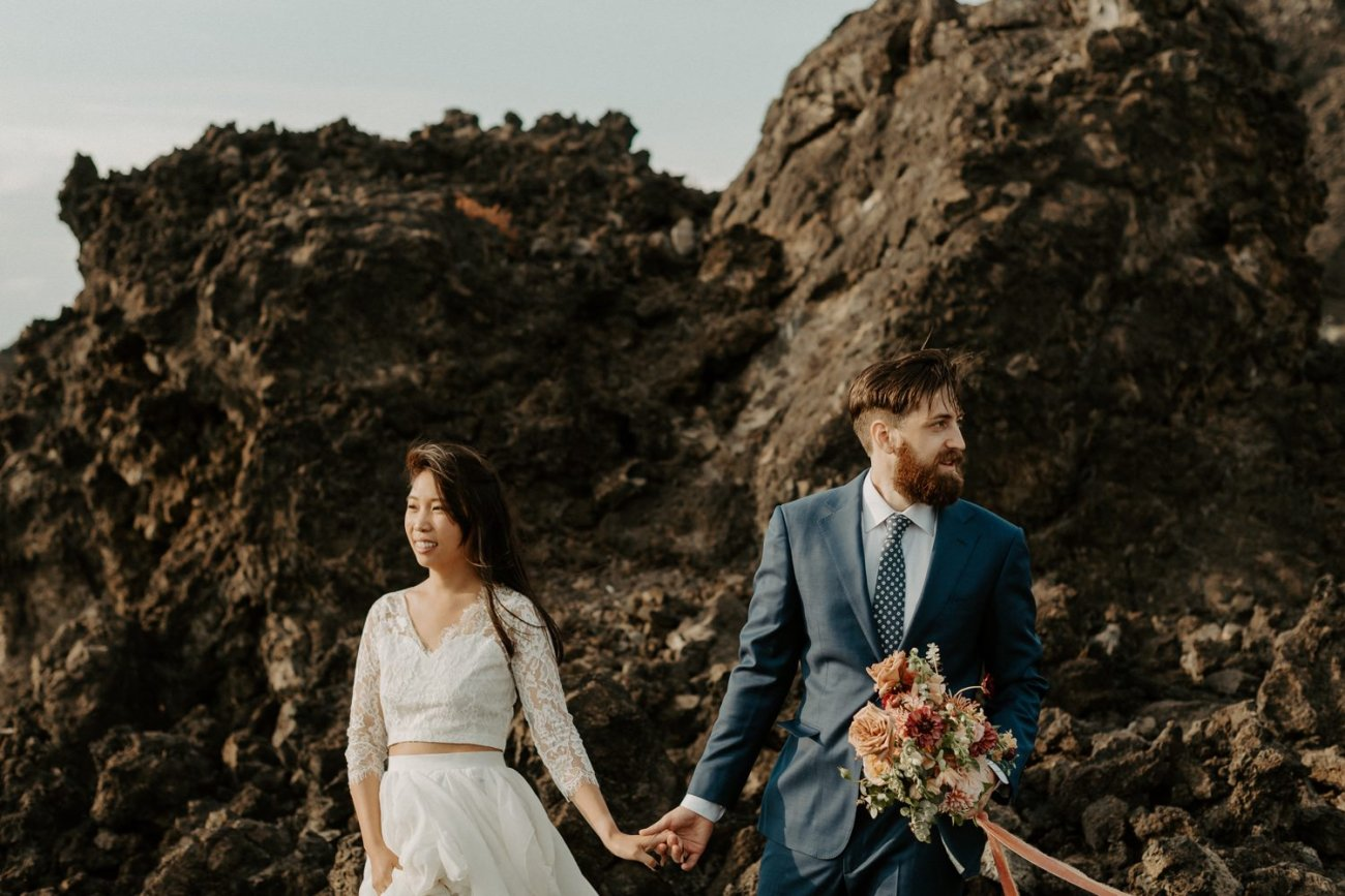 Newberry Volcano Elopement Bend Elopement Bridal Session Bend Wedding Photographer Anais Possamai Photography 025