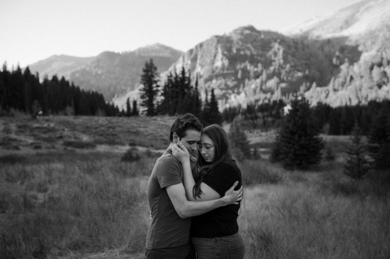 Big Cottonwood Couple Session Salt Lake City Wedding Photographer Anais Possamai Photography 014