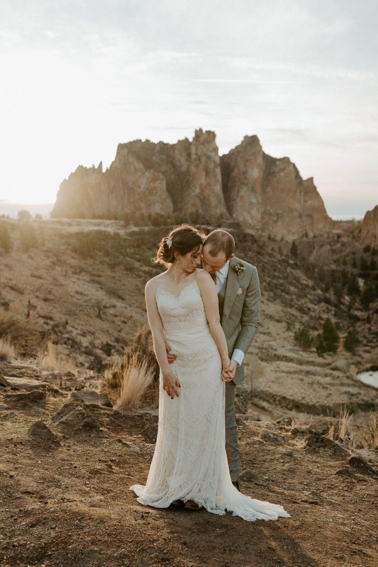 Smith Rock State Park Elopement Bend Oregon Elopement Photographer Anais Possamai Photography 018