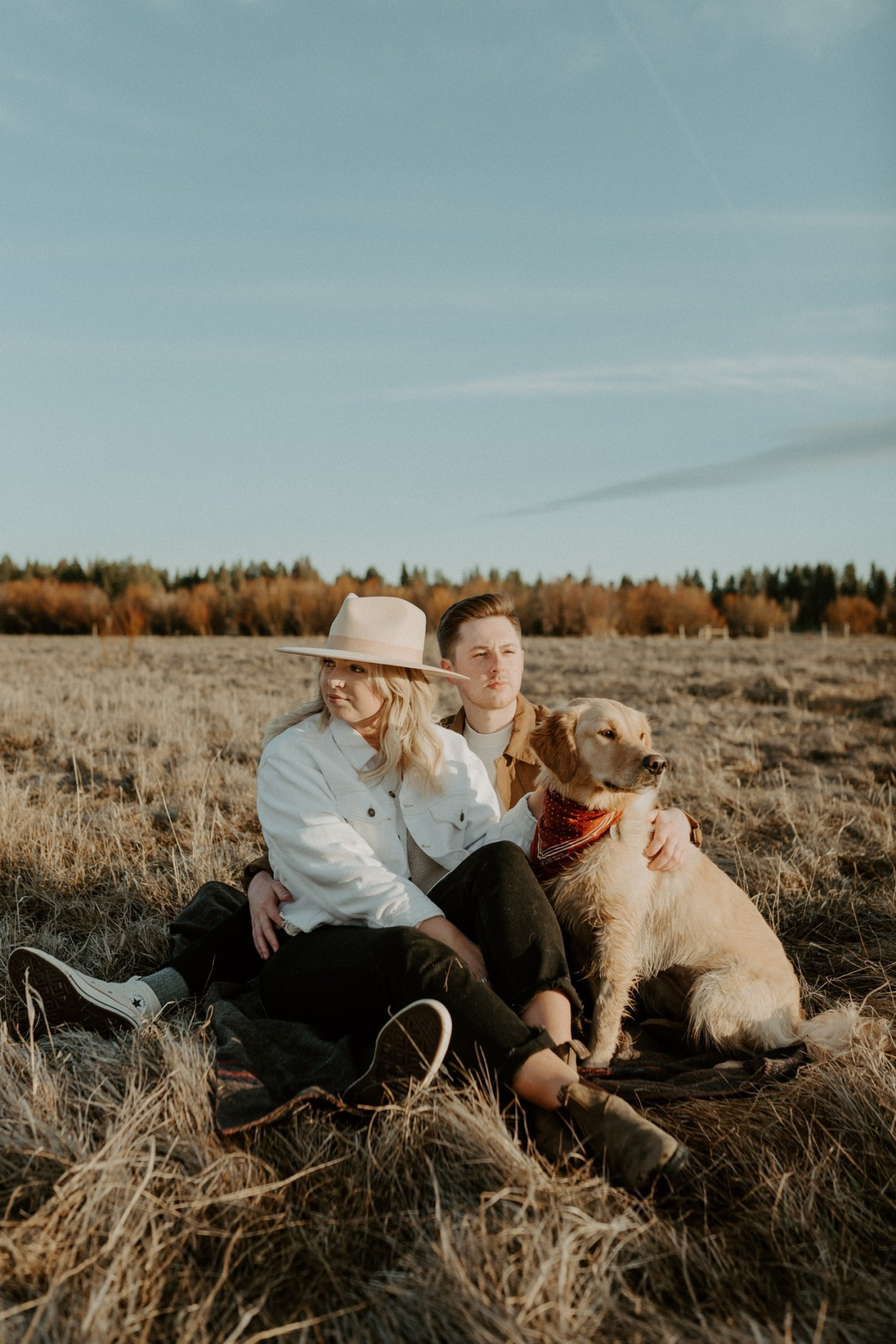 Black Butte Ranch Couple Session Bend Oregon Wedding Photographer Anais Possamai Photography 012
