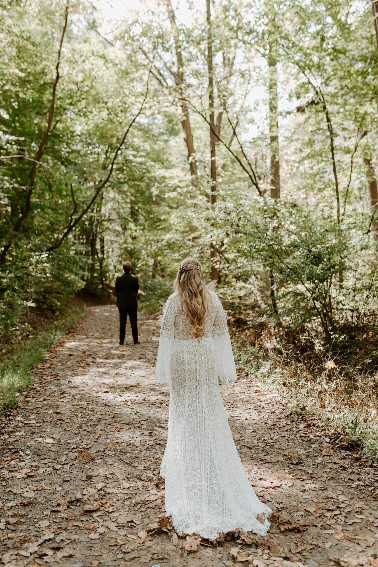 New Jersey Backyard Wedding Vintage Boho Wedding Hemlock Falls NJ Bend Oregon Wedding Phtographer Anais Possamai Photography 001