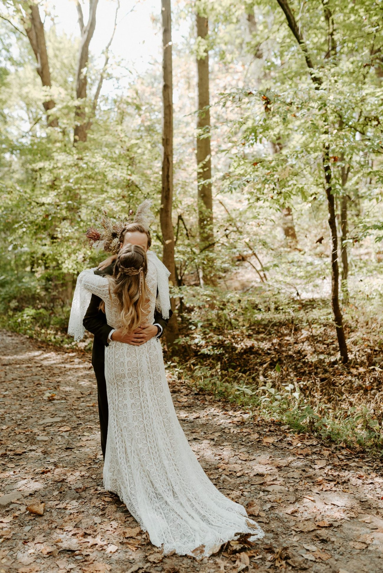 New Jersey Backyard Wedding Vintage Boho Wedding Hemlock Falls NJ Bend Oregon Wedding Phtographer Anais Possamai Photography 003