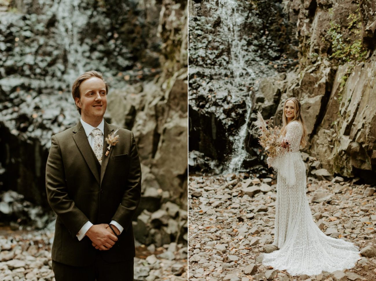 New Jersey Backyard Wedding Vintage Boho Wedding Hemlock Falls NJ Bend Oregon Wedding Phtographer Anais Possamai Photography 019