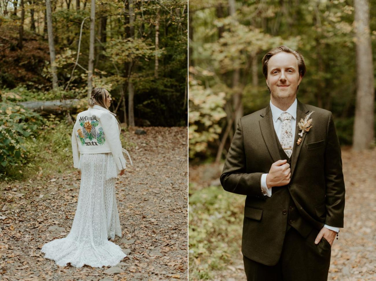 New Jersey Backyard Wedding Vintage Boho Wedding Hemlock Falls NJ Bend Oregon Wedding Phtographer Anais Possamai Photography 026