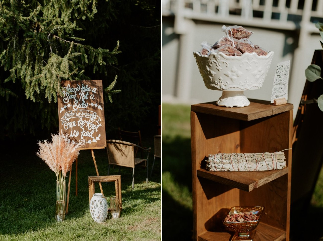 Vintage Boho Diy Backyard Wedding In New Jersey Anais Possamai Photography 064