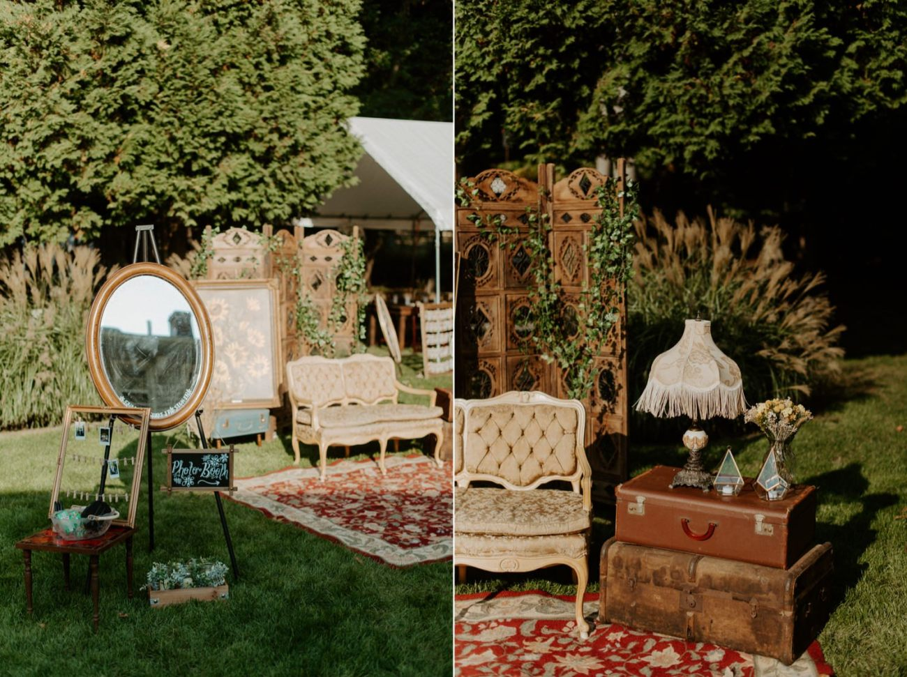 Vintage Boho Diy Backyard Wedding In New Jersey Anais Possamai Photography 085