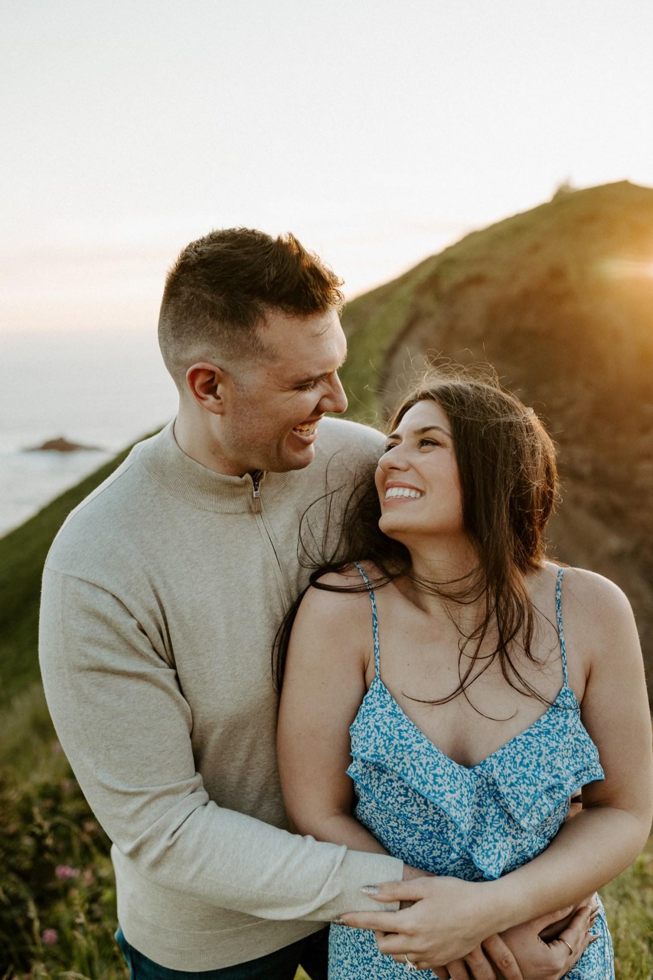 Oregon Coast Gods Thumb Engagement Session Bend Oregon Wedding Photographer Anais Possamai Photography 34