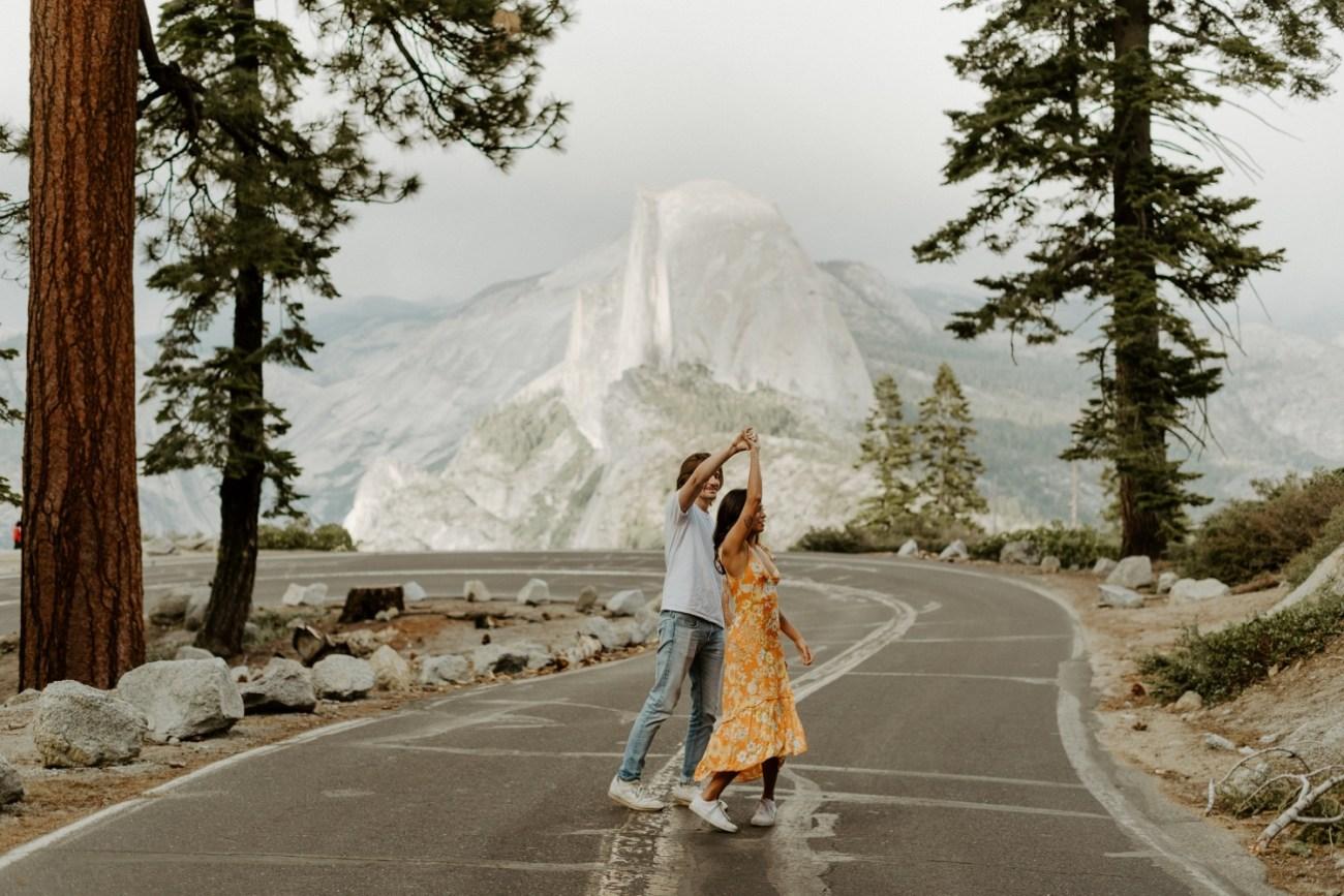 Yosemite Glacier Point Couple Session Anais Possamai Photography 02