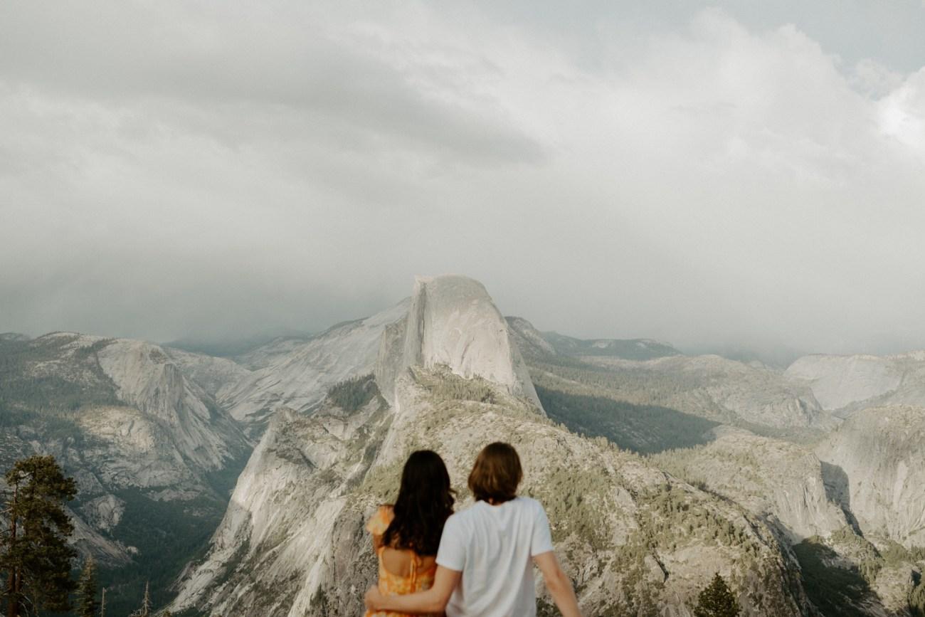 Yosemite Glacier Point Couple Session Anais Possamai Photography 06