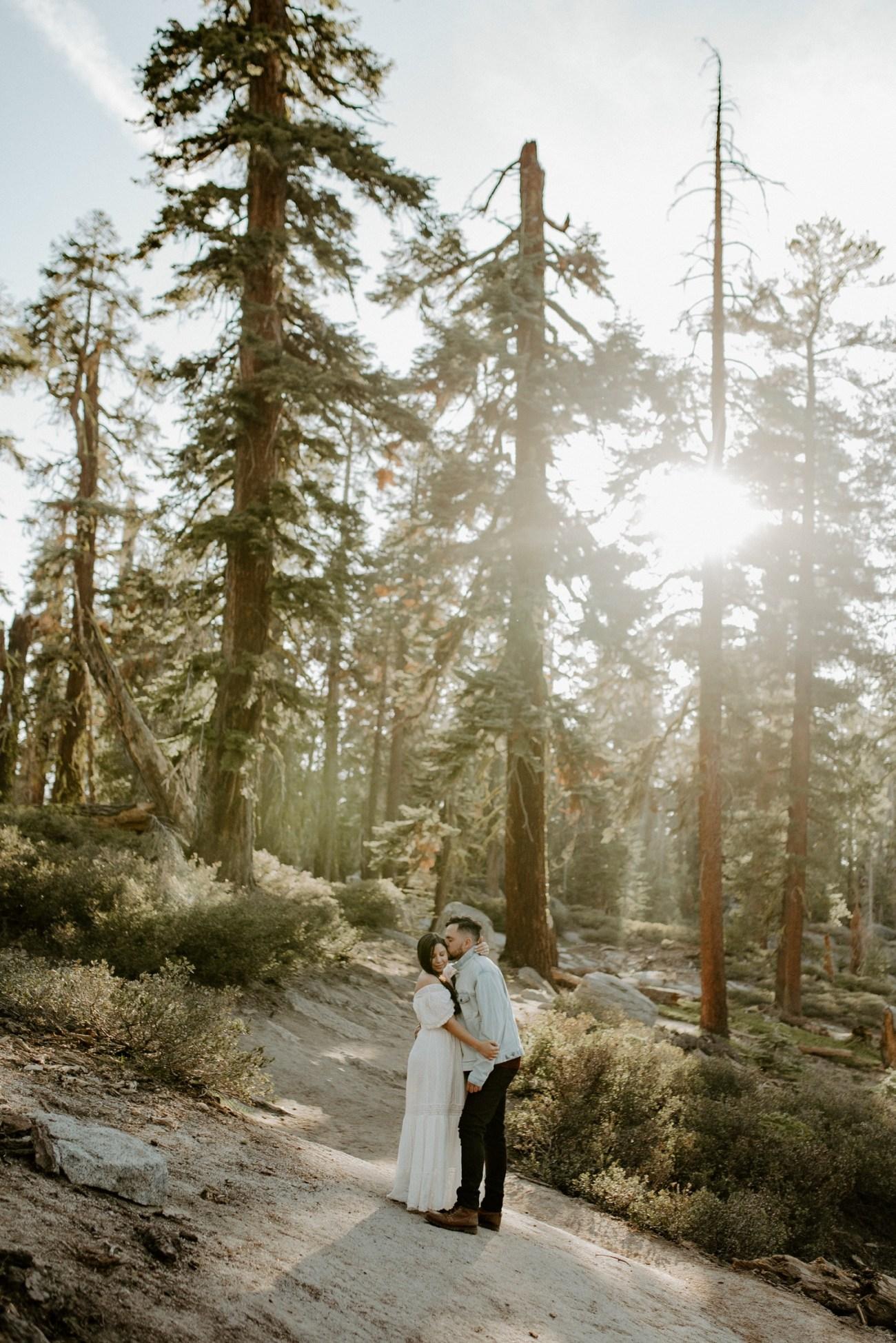 Yosemite National Park Engagement Session Yosemite Elopement Photographer Anais Possamai Photography 08