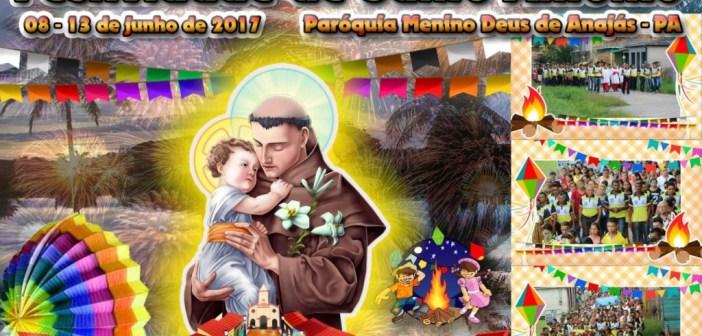 Festividade de Santo Antônio 2017 – Paróquia Menino Deus de Anajás