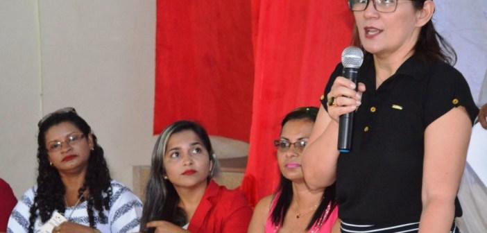 1ª Plenária de Saúde das Mulheres em Anajás