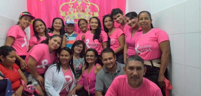 Outubro Rosa – Posto São Francisco promove campanha de prevenção do Câncer de Mama