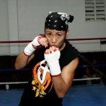 Training at Yucatan Boxing