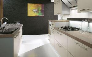 κουζινας-επιπλα-πορτακια-λακα-μπεζ-παγκος
