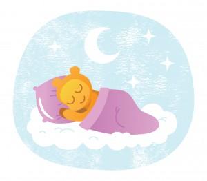 sleeping child-01