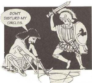Archimedes dan Lingkarannya