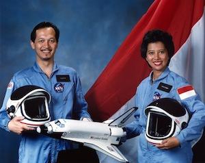 astronaut indonesia