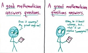 what mathematicians do