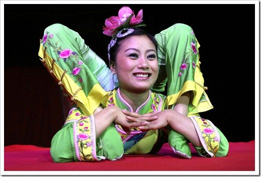 Chinese-Contortion