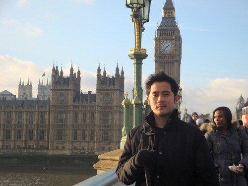 Me and Big Ben
