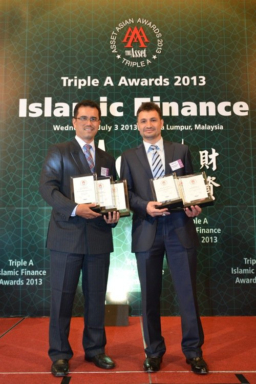 Pic 1  The Asset Triple A Islamic Finance Awards 2013