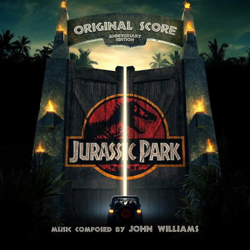#1: Jurassic Park (Custom)