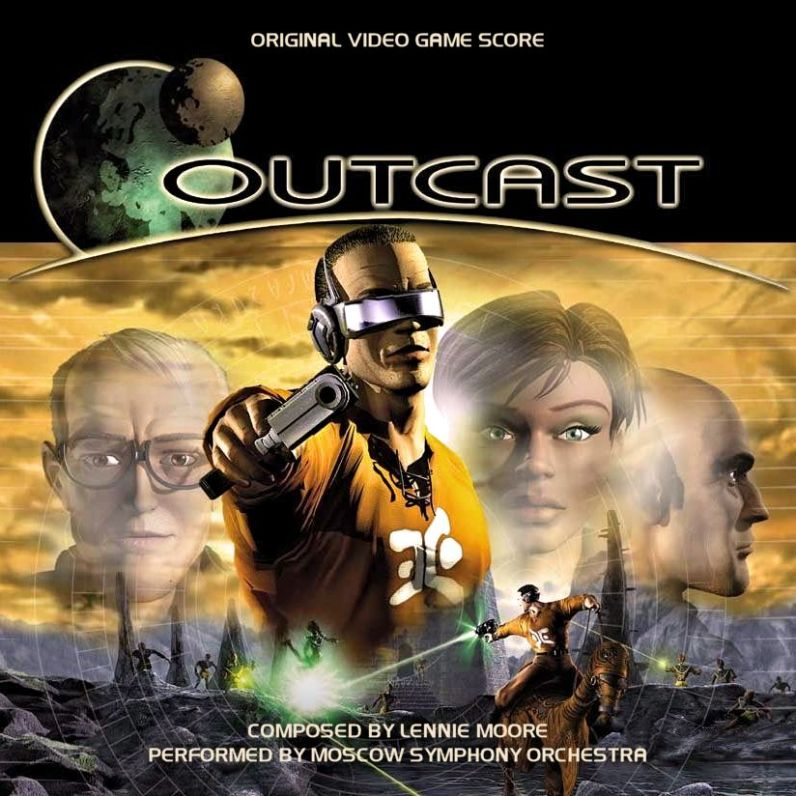 #1: Outcast (Remake)