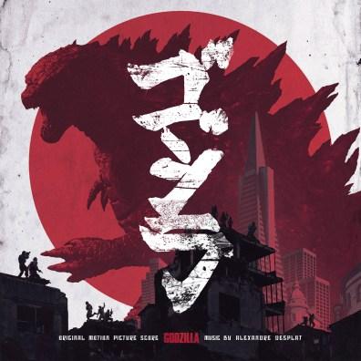 #5: Godzilla (Custom)