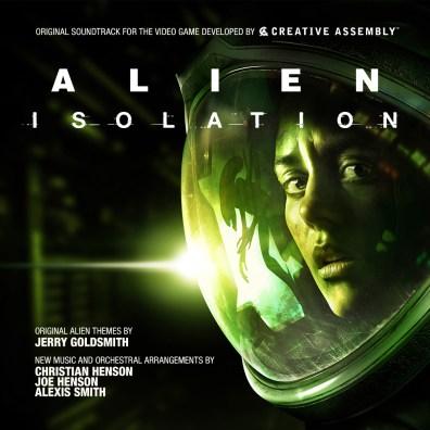 #5: Alien Isolation (Custom)