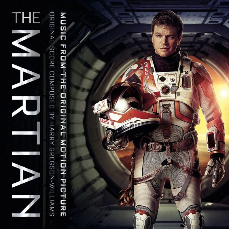 #13: The Martian (Custom)