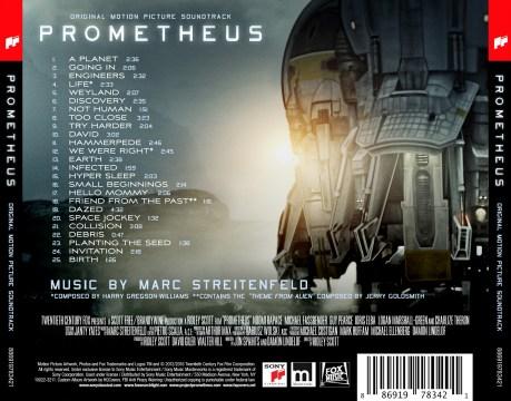 #15: Prometheus (Custom)