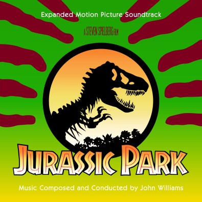 #13: Jurassic Park (Custom)