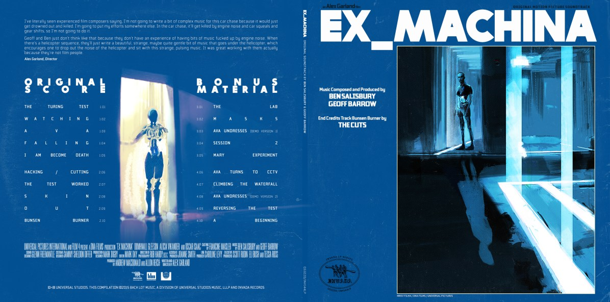 #16: Ex Machina (Custom)