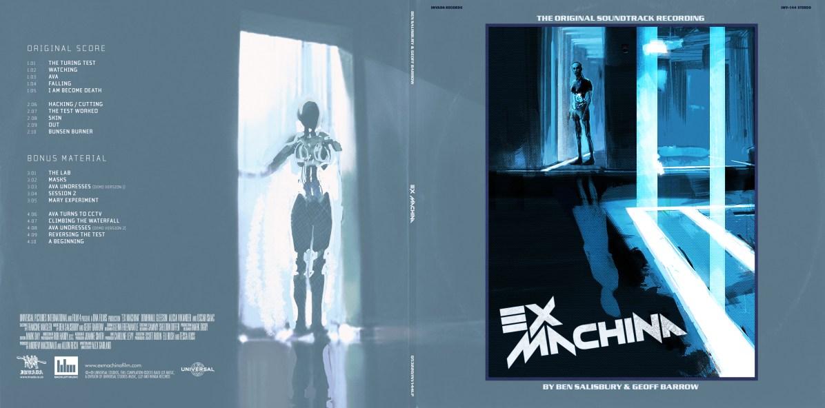 #17: Ex Machina (Custom)