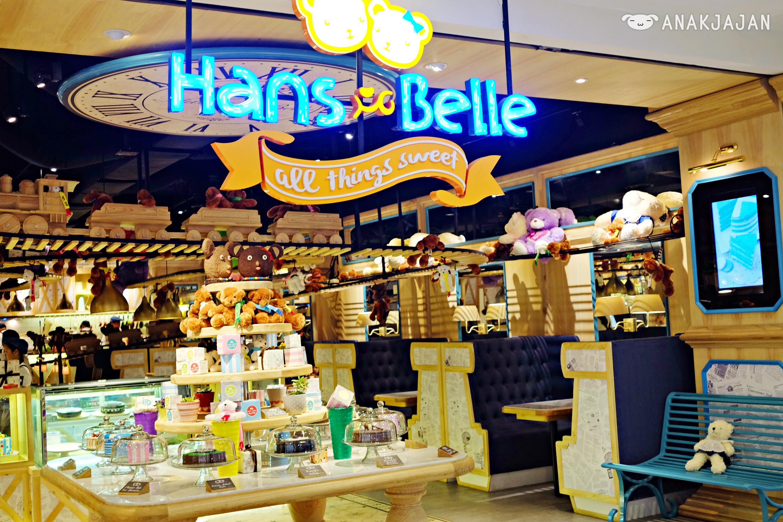 Hans Amp Belle All Things Sweet