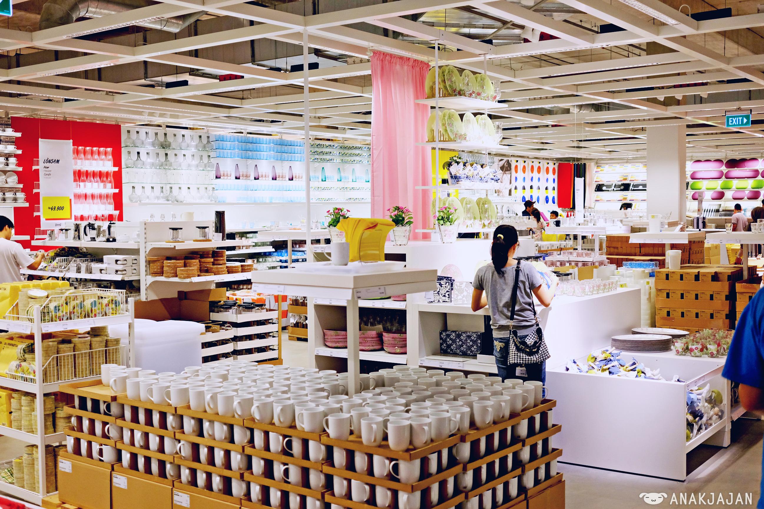 IKEA INDONESIA  Alam Sutera  ANAKJAJANCOM