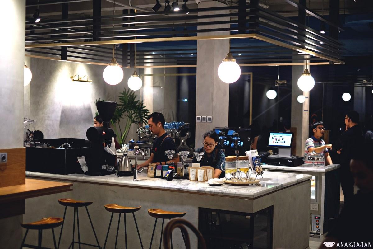 Calibrate Coffee Puri Jakarta