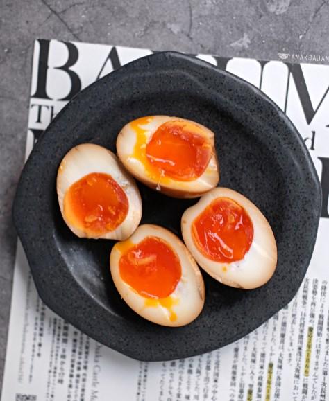 Berapa Lama Rebus Telur : berapa, rebus, telur, RECIPE], AJITSUKE, TAMAGO/, Ramen, (Ajitama), ANAKJAJAN.COM