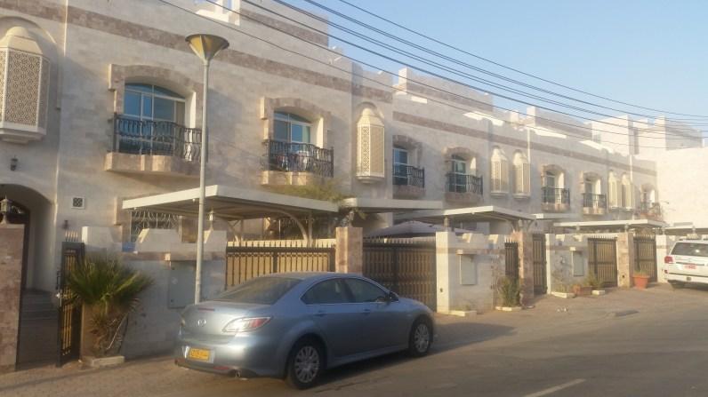 Rumah Tumpangan Pekerja SLB Muscat