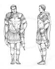 Cyriathe, character design (Callus)