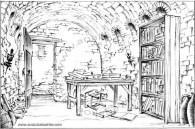 Book illustration for Midgard-Online Editions (FM02)