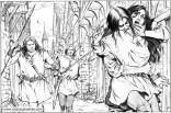 Book illustration for Midgard-Online Editions (FM09)